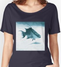Friendly Hogfish  Women's Relaxed Fit T-Shirt