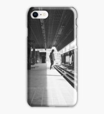 Station iPhone Case/Skin