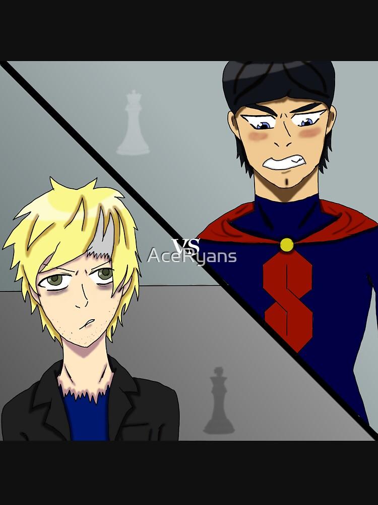 King VS Queen by AceRyans