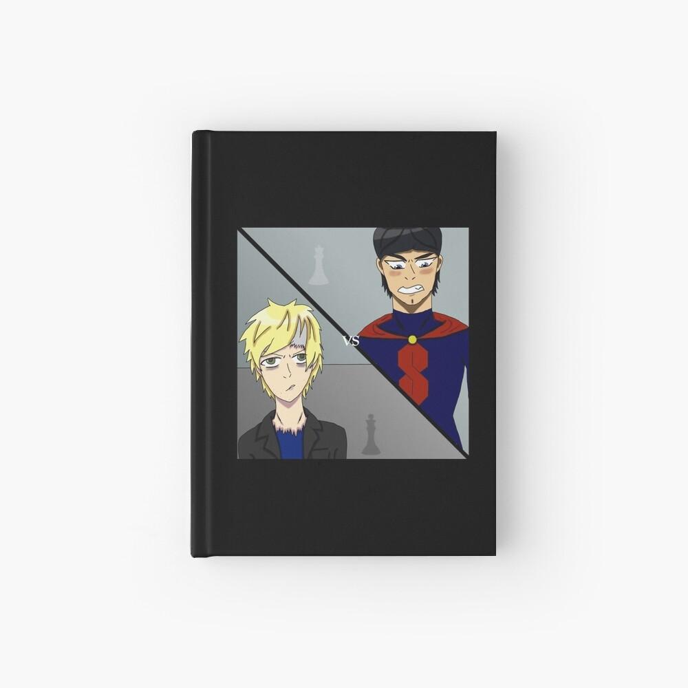 King VS Queen Hardcover Journal