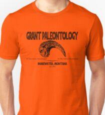 Grant Paleontology Unisex T-Shirt