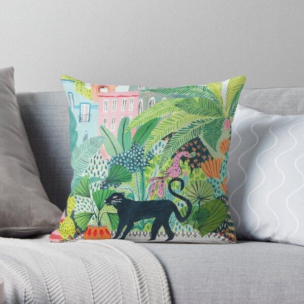 Der Panther! - Diese Wandkunst wurde entworfen, um Ihrem Zuhause einen Hauch von Natur zu verleihen. - Es ist ein tolles Geschenk für ein neues Zuhause Dekokissen
