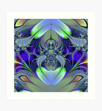 Web of Beauty and Perfection Art Print