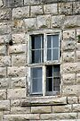 Rotting Window, Derelict house, Portland, Dorset, UK by David Carton