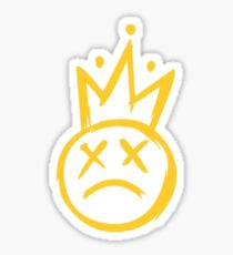 FOB Sad Face Sticker