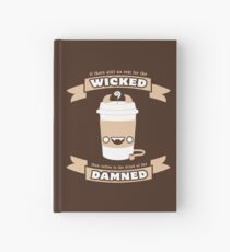 Drink of the Damned Hardcover Journal