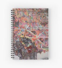 ENERGY - LARGE FORMAT Spiral Notebook