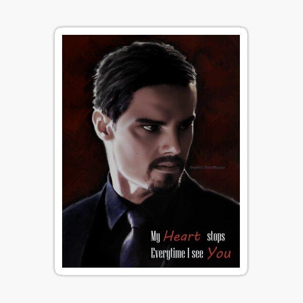 Jay Ryan as Vincent Keller Sticker