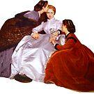"""Toulmouches """"Die widerstrebende Braut"""" von Lauren Graf"""