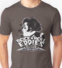 Eddies Delivery service Slim Fit T-Shirt