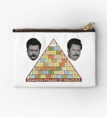 Swanson Pyramide der Größe Täschchen