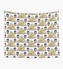 Swanson Pyramid of Greatness Wall Tapestry