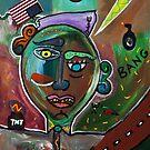 Boy at War by Cavier Coleman