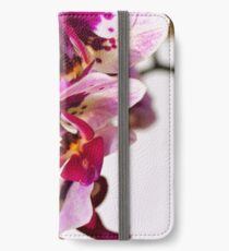 Orchid Duett iPhone Wallet/Case/Skin