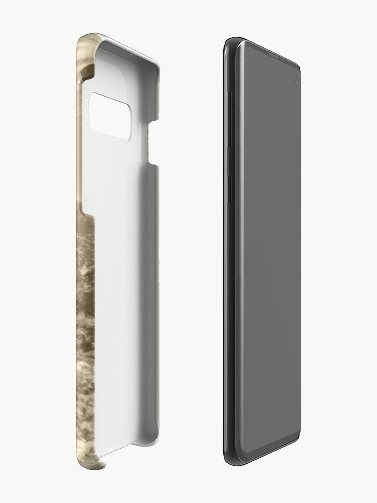 Vista alternativa de Funda y vinilo para Samsung Galaxy mar
