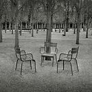 Lonely chairs by laurentlesax
