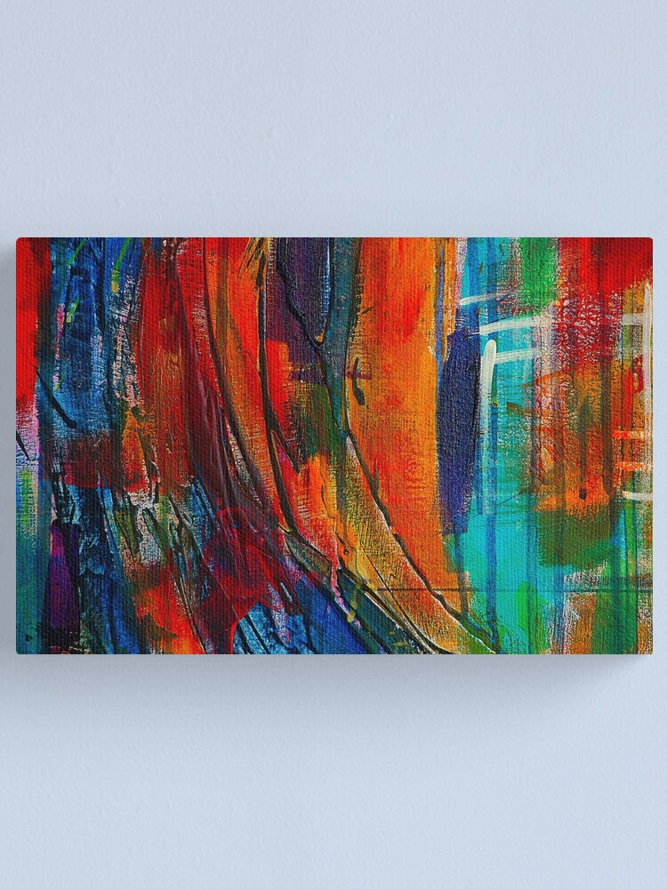 Alternate view of Approval of Belief Canvas Print