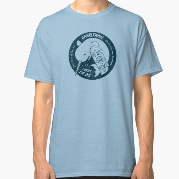 Gnarlywhal Classic T-Shirt