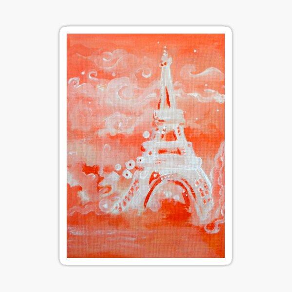 Paris Pink Sticker