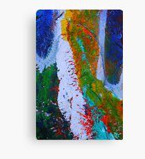 Cadillac Abstract Canvas Print