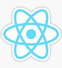 React Logo (ReactJS) Sticker