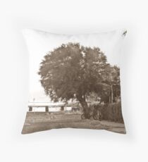 Noone! Throw Pillow