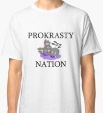 PROKRASTY NATION Classic T-Shirt