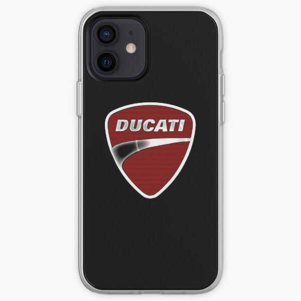 Ducati Metal Funda blanda para iPhone