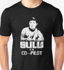 Sulu is My Co-Pilot T-Shirt
