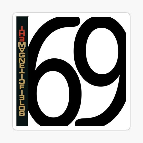 69 Love Songs Sticker