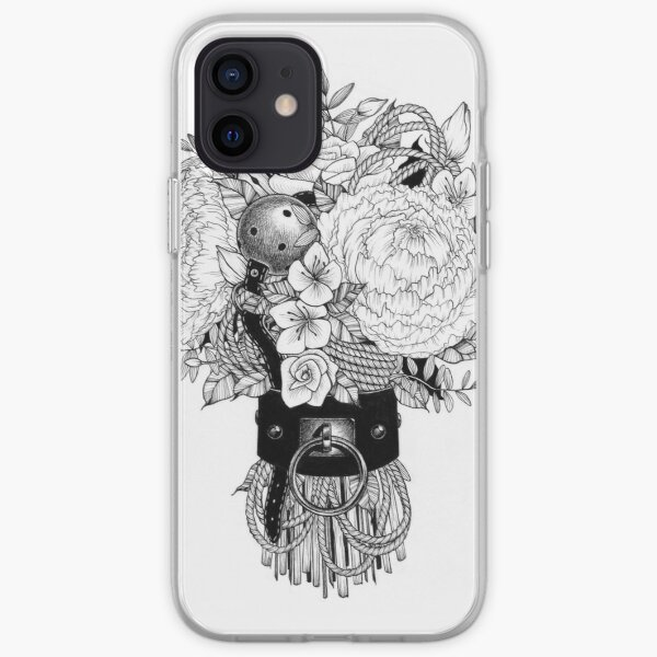 Kinky Posy iPhone Soft Case