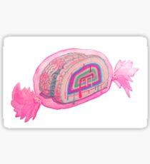 Brain Candy Sticker