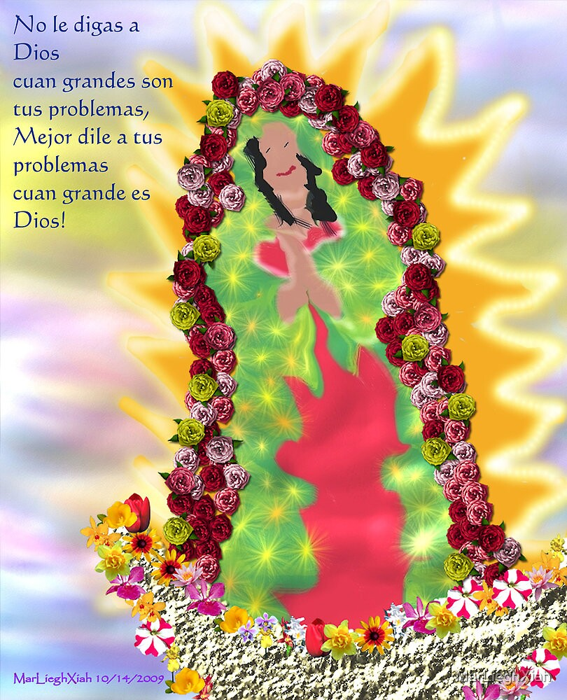 Guadalupe by MarLieghXiah
