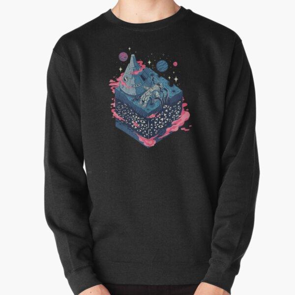 Contact Pullover Sweatshirt
