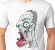 Drawing Undead Attention Unisex T-Shirt