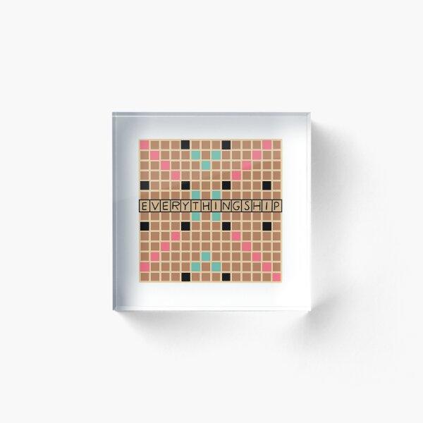 Everythingship - You Acrylic Block