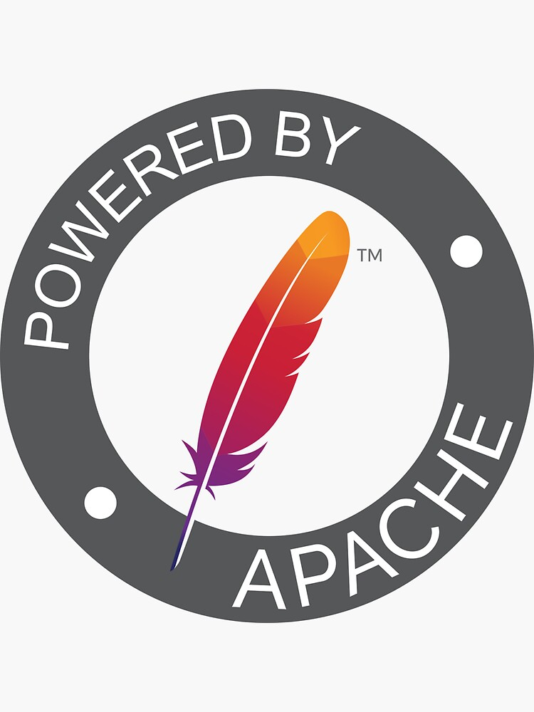 Powered By Apache by comdev