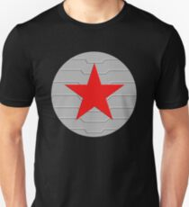 Winter Soldier - Shield Slim Fit T-Shirt