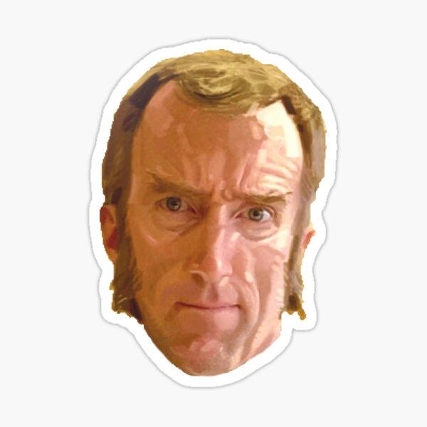 Portal 2 - Höhle Johnsons Kopf Sticker