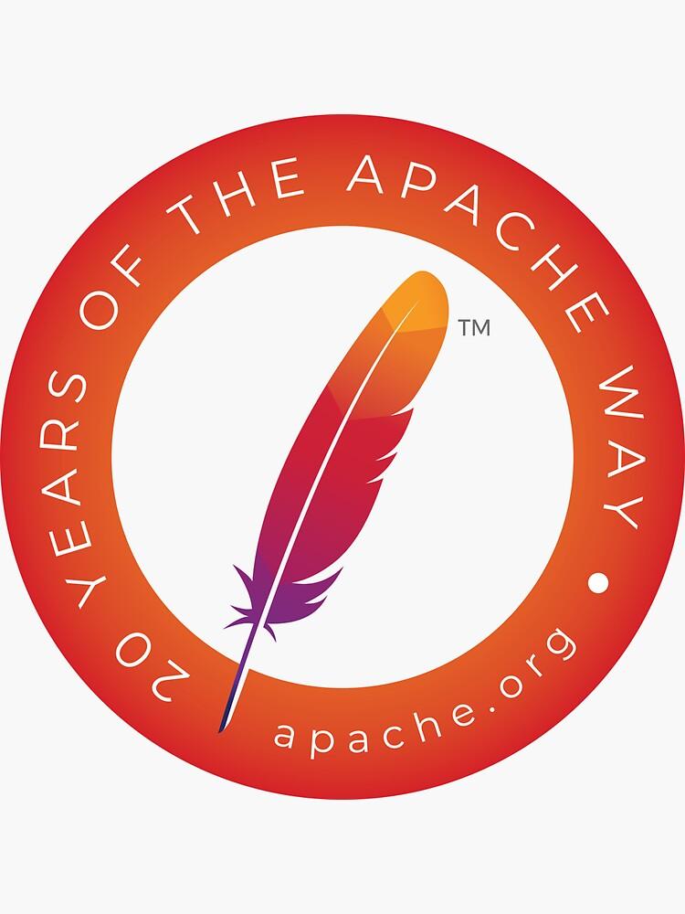 Apache 20th Anniversary by comdev