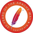 Apache 20th Anniversary by Apache Community Development