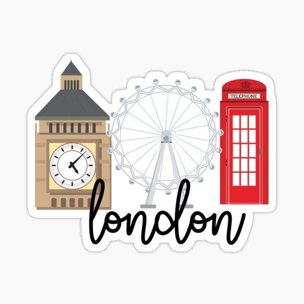 Londres Sticker