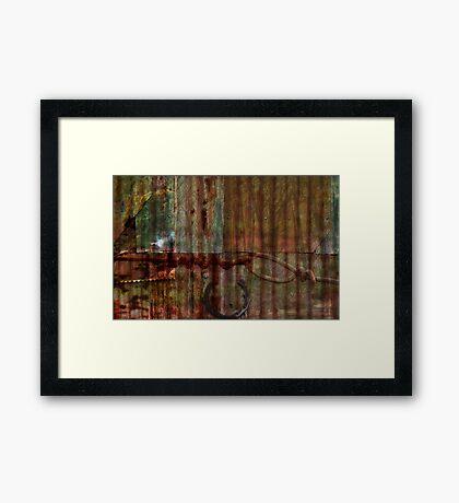 Australian Country Landscape #2 Framed Print