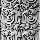 Wainwright Building Detail I, St. Louis, Louis Sullivan by Crystal Clyburn