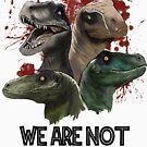 «No somos gallinas» de Axel Lorenzi