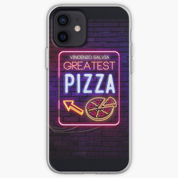 Greatest Pizza iPhone Soft Case