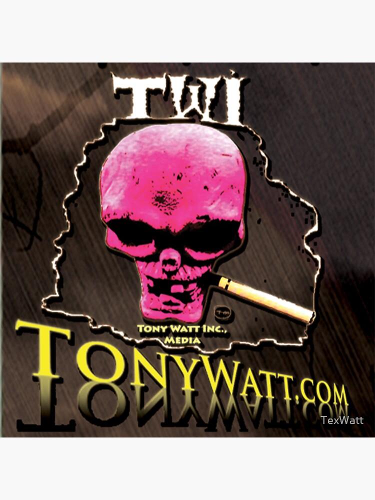 TWI Studio Logo -Hollyweird, Toronto, Canada by TexWatt