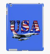 US Air Force Thunderbirds iPad Case/Skin