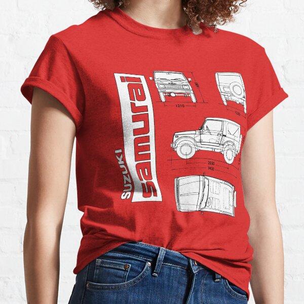 SUZUKI SAMURAI / SJ 410 / SJ 413 / JIMNY Classic T-Shirt