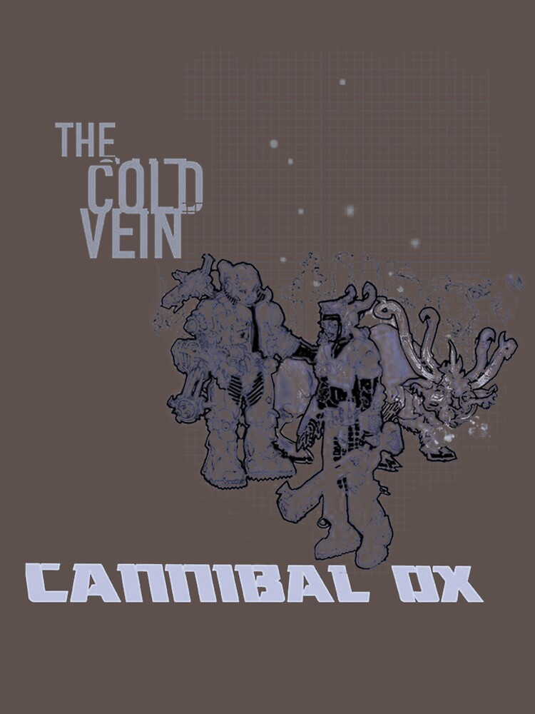 Cannibal Ox Cold Vein | Unisex T-Shirt